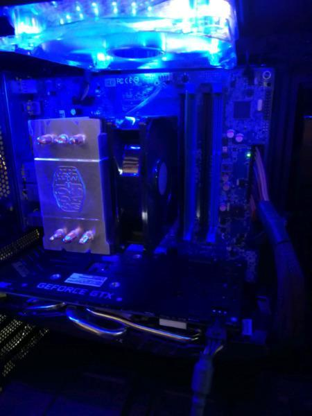 1150 i5 Gaming pc for sale