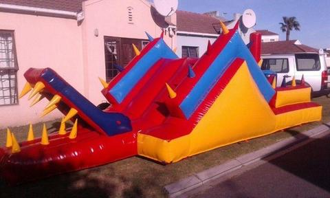JUMPING CASTLES & KIDS PARTY DECOR FOR HIRE