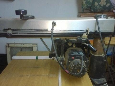 DeWALT RADIAL ARM SAW 7749