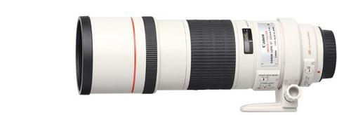 Canon EF 300mm 1:4 L IS zoom lens