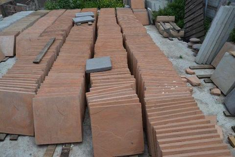 SUMMER SPECIAL BRAND NEW PAVING SLABS AT LOWER COSTS PRICES YOU CAN AFFORD