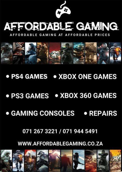 Affordable Gaming - Cape Town