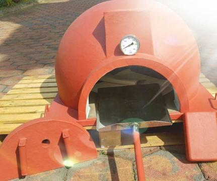 PORTABLE WOOD FIRED - GAS BURNING PIZZA OVEN FOR SALE - BEST SELLING OUTDOOR BRICK PIZZA OVEN KIT