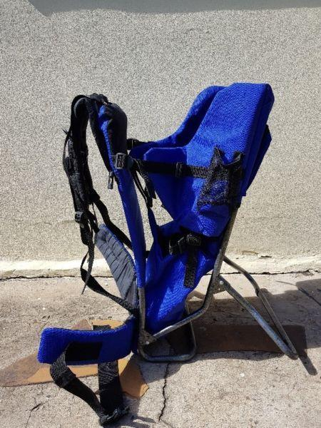 Baby Hiking Carrier and Bicycle Seat
