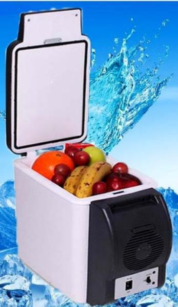 LOCAL STOCK* 6L Portable Car Electronic 2-in-1 Cooling & Warming Refrigerator Fridge Storage