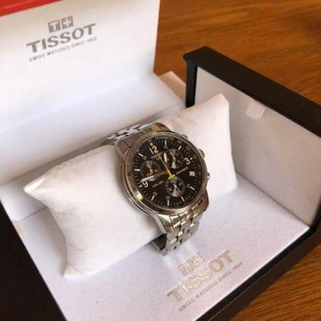 Tissot PRC 200 Chronograph Mens Watch for sale