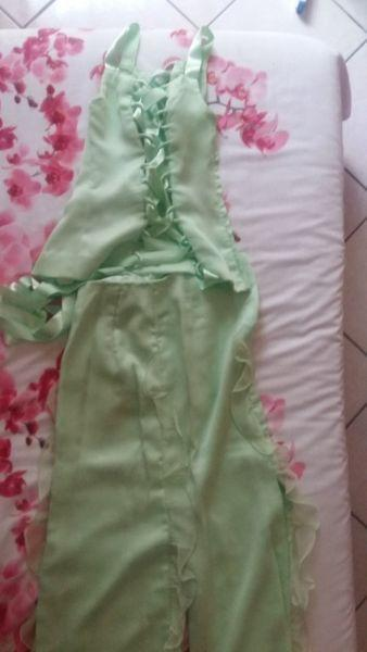 Lace up matric ball dress for sale