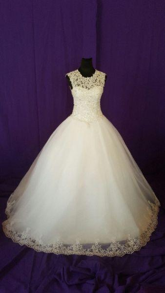 60 wedding gowns for R50000 hurry!!!