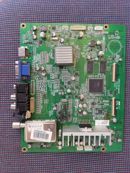 USED Hisense RSAG7.820.998 Main Boards TV Logic Control Motherboards Flat Panel Television Parts