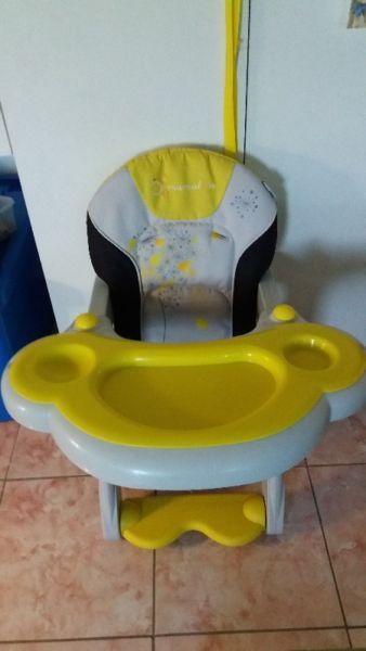 Feeding Chair/Table & Chair