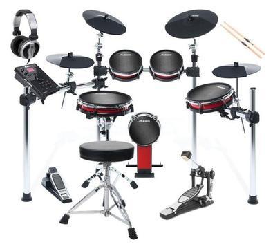 Alesis Crimson II Professional Mesh Pad Electronic Drum Set