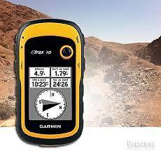 GARMIN ETREX 10 THE RUGGED ALL IN 1 NAVIGATOR ROAD, FOREST, DEEP SEA, CANYONS ETC