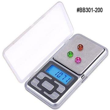 Digital pocket Diamond scale 0.01-200g