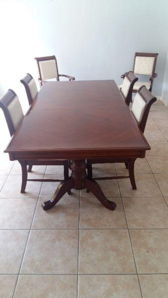 Second Hand Dining Table And Chairs Brick7 Sales