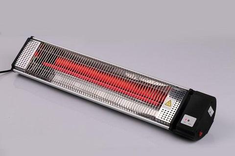 Infrared heaters Indoor/outdoor - Brand new