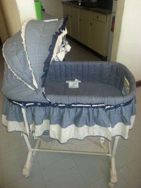 Baby Cot Bed Pretoria - Brick7 Sales