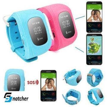 KIDS GPS TRACKING WATCH