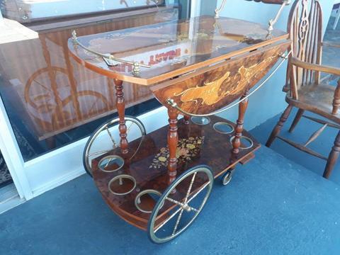 Italian Tea trolley