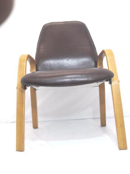 GENUINE LEATHER HIGH BACK CHAIRS