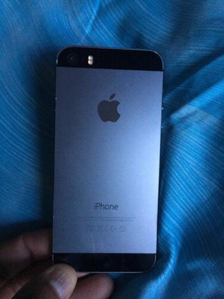 Locked iphone 5s