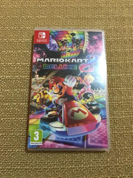 Mario Kart 8 - Nintendo Switch