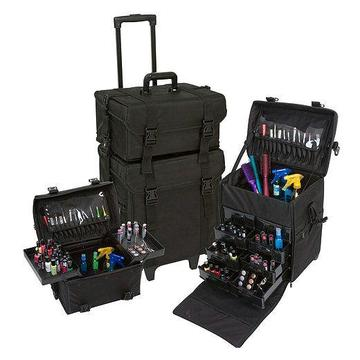 2-in-1 PROFESSIONAL MAKEUP CASE FOR SALE