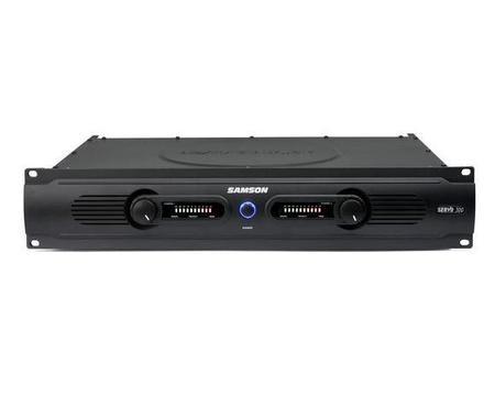 Power Amplifier Samson Servo 300 watts Power Amplifier.Brand new.On Sale