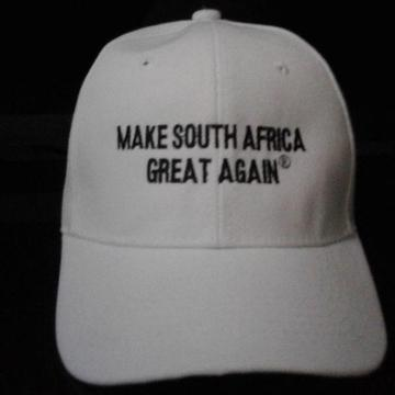 Make South Africa Great Again