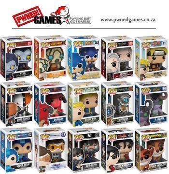 Funko Pop! Disney Vinyl Figures (brand new)