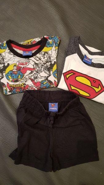 20+ items... Cotton-On, Superman & others... 1-3 yrs