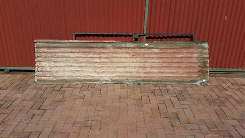 Second Hand Corrugated Sheets Brick7 Sales