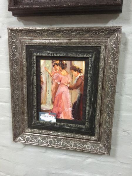 Oil on canvas by Antoinette vd Merwe