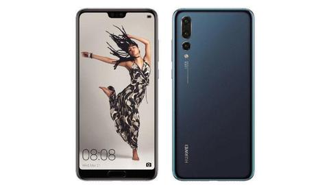 The New Triple Camera 128GB|6GB RAM Huawei P20 Pro Brand New Sealed In Box + Accessories & Warranty