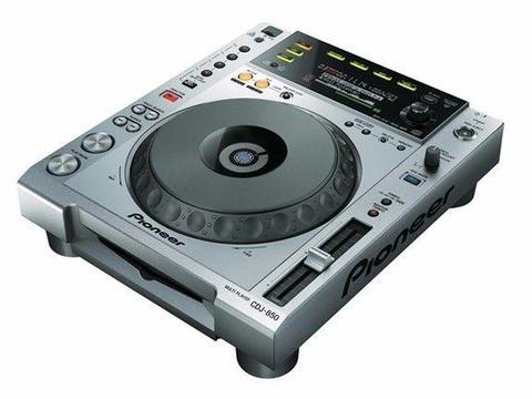 PIONEER CDJ-850 DIGITAL DECK WITH FULL SCRATCH JOG WHEEL