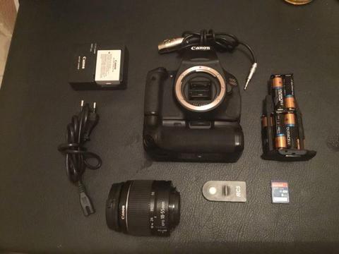 Canon EOS 600D DSLR camera super kit!!