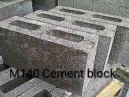 Block Brick and Paver Sales - FREE Delivery M140 Blocks R7.50