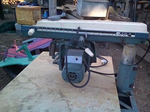 Dewalt radial arm saw for sale
