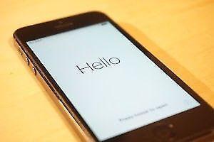iPhone 5s 32g black