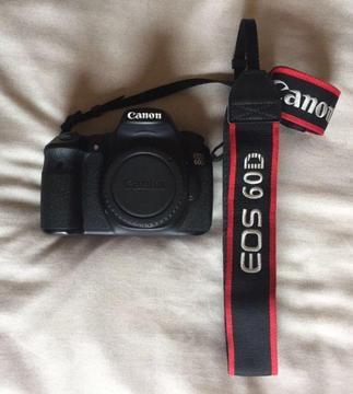 Canon 60 Bundle