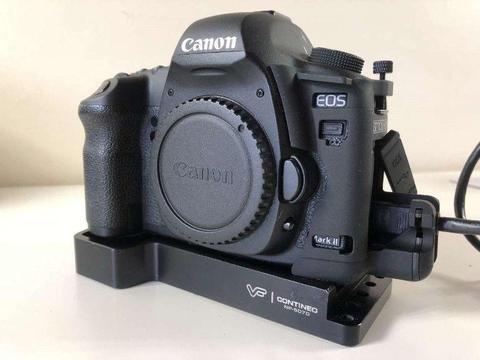 CANON EOS 5D2 DSLR CAMERA SYSTEM
