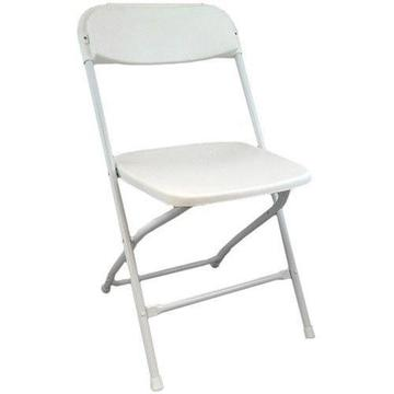 Fold up plastic chairs for sale