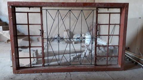 Steel window frames & Door frames
