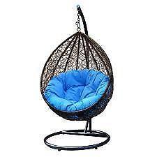 Egg Chair light brown