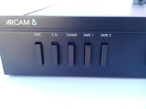 Arcam delta amplifier