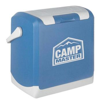 CAMP-MASTER PORTABLE 25L CAR / BOAT FRIDGE NICE ICY COLD DRINKS ANYTIME LIKE NEW