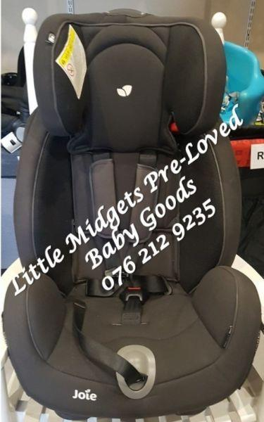 Second Hand Joie Stages Car Seat (0 - 25 kg)