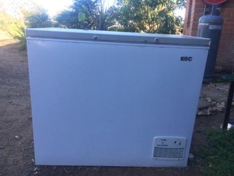 KIC deep freezer for sale!