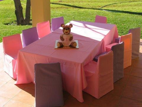 Kiddi party chair covers for sale - not renting