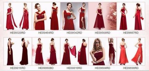 Evening , Matric , Bridesmaid Dresses