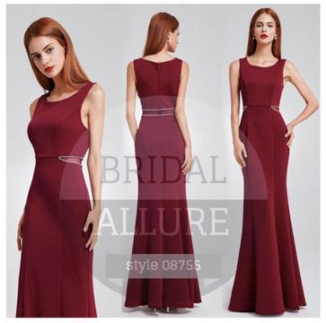 Evening , Bridesmaid, Mother of the Bride/ Groom Dresses Style 08755